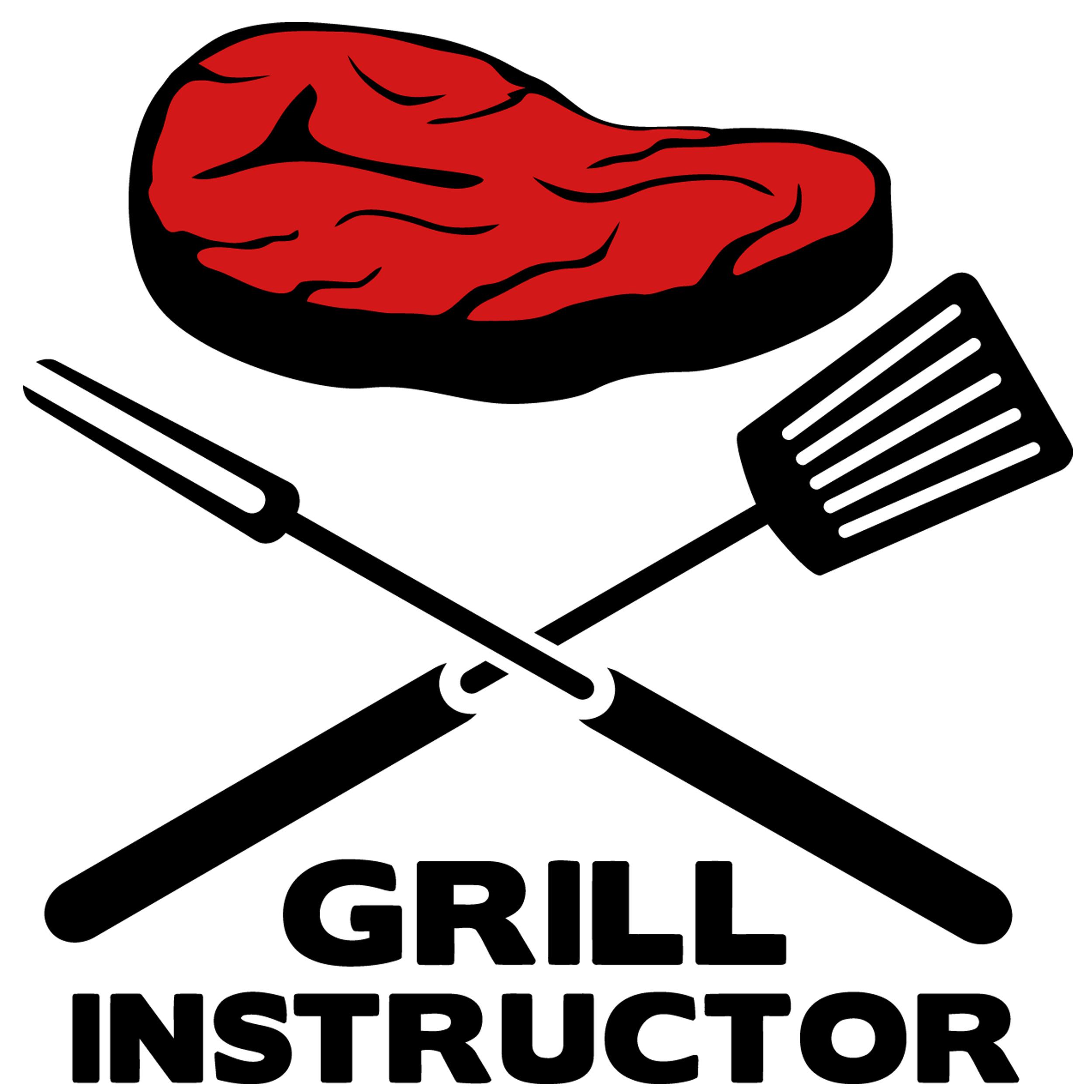 Predpasnik Grill instructor