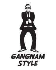 gangnam style za web