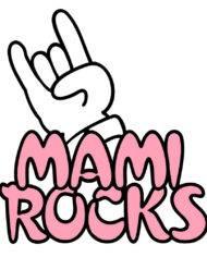 majica-za-mamo-mami-rocks prikaz