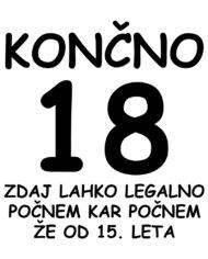 majica-za-18-rojstni-dan-konco-18